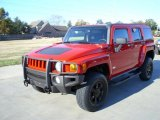Hummer H3 2007 Data, Info and Specs