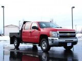 Chevrolet Silverado 2500HD 2007 Data, Info and Specs
