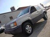 1995 Light Drift Wood Metallic Jeep Grand Cherokee Laredo 4x4 #41459592