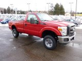 2011 Ford F350 Super Duty XL Regular Cab 4x4 Data, Info and Specs