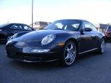 2008 Midnight Blue Metallic Porsche 911 Carrera S Coupe #41460105