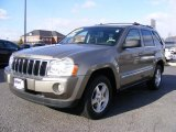 2005 Jeep Grand Cherokee Light Khaki Metallic