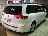 2011 Super White Toyota Sienna XLE #41459601