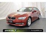 2011 Vermillion Red Metallic BMW 3 Series 328i xDrive Coupe #41459612