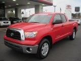 2008 Radiant Red Toyota Tundra Double Cab 4x4 #41459969
