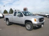 2011 GMC Sierra 2500HD SLT Extended Cab 4x4 Data, Info and Specs