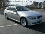2011 Titanium Silver Metallic BMW 3 Series 335d Sedan #41460193