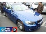 2009 Montego Blue Metallic BMW 3 Series 328i Sedan #41459840
