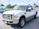 2008 Ford F250 Super Duty King Ranch Crew Cab 4x4 Data, Info and Specs