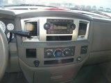 2007 Dodge Ram 1500 SLT Regular Cab Controls