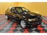 2004 Jet Black BMW 3 Series 325xi Sedan #41508452