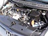 2007 Honda Civic EX Coupe 1.8L SOHC 16V 4 Cylinder Engine