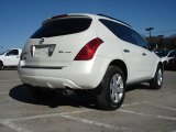 2006 Nissan Murano Pearl White