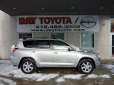 2011 Classic Silver Metallic Toyota RAV4 Limited 4WD #41508164