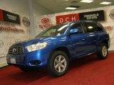 2008 Blue Streak Metallic Toyota Highlander 4WD #41508659