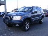 2002 Steel Blue Pearlcoat Jeep Grand Cherokee Limited 4x4 #41508514