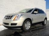 2011 Gold Mist Metallic Cadillac SRX 4 V6 AWD #41508286