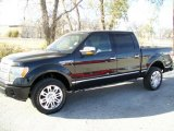 2010 Tuxedo Black Ford F150 Platinum SuperCrew 4x4 #41533920
