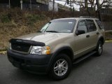 2003 Harvest Gold Metallic Ford Explorer XLS 4x4 #41534271