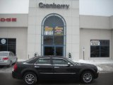 2008 Brilliant Black Crystal Pearl Chrysler 300 C HEMI AWD #41533949