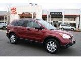 2008 Tango Red Pearl Honda CR-V EX 4WD #41533610