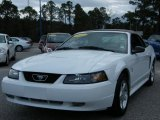 2003 Oxford White Ford Mustang V6 Convertible #41533957