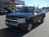 2011 Imperial Blue Metallic Chevrolet Silverado 1500 Regular Cab #41534652