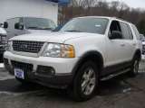 2003 Oxford White Ford Explorer XLT 4x4 #4152314