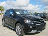 2011 Mercedes-Benz ML 63 AMG 4Matic