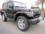 2011 Jeep Wrangler Black