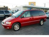 1997 Chrysler Town & Country Candy Apple Red Metallic