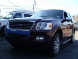 2006 Dark Cherry Metallic Ford Explorer Limited 4x4 #4152322