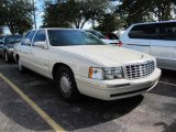 1997 White Cadillac DeVille d'Elegance #41533687