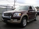 2006 Dark Cherry Metallic Ford Explorer Eddie Bauer 4x4 #4152337