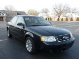 Audi A6 2002 Data, Info and Specs