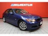 2007 Montego Blue Metallic BMW 3 Series 328i Sedan #41534437