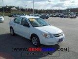 2007 Summit White Chevrolet Cobalt LS Sedan #41534445