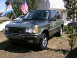 2001 Land Rover Range Rover Kent Green Pearl