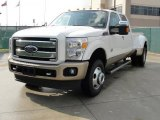 2011 Ford F350 Super Duty King Ranch Crew Cab 4x4 Dually Data, Info and Specs