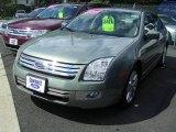 2008 Moss Green Metallic Ford Fusion SEL V6 #4152292