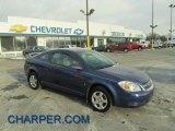 2007 Laser Blue Metallic Chevrolet Cobalt LS Coupe #41534912