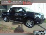 2007 Black Toyota Tundra Limited CrewMax 4x4 #41534494