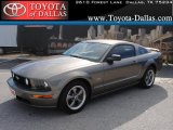 2005 Mineral Grey Metallic Ford Mustang GT Premium Coupe #41533831