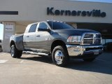 2011 Dodge Ram 3500 HD Laramie Mega Cab 4x4 Dually