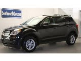 2011 Black Granite Metallic Chevrolet Equinox LT #41534508