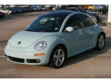 Volkswagen New Beetle Colors
