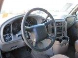 2000 Chevrolet Astro LS AWD Passenger Van Dashboard