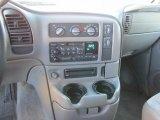 2000 Chevrolet Astro LS AWD Passenger Van Controls