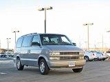 2000 Chevrolet Astro Light Autumnwood Metallic