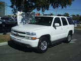 2005 Summit White Chevrolet Tahoe Z71 4x4 #41533877